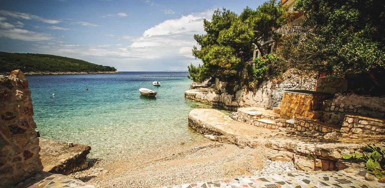 From broken wings to zesty food: the country that healed us was Croatia